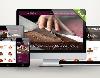 Web | La Fudgerie