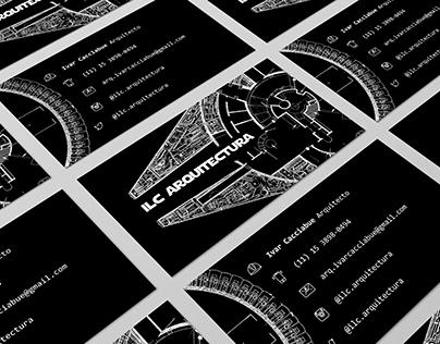 ILC Arquitectura | Business Card