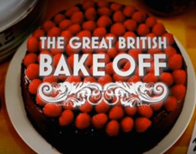 The Great British Bake Off / BBC 2