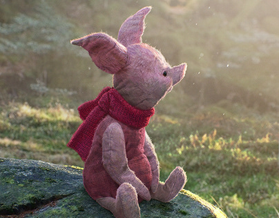 Christopher Robin: Character Design