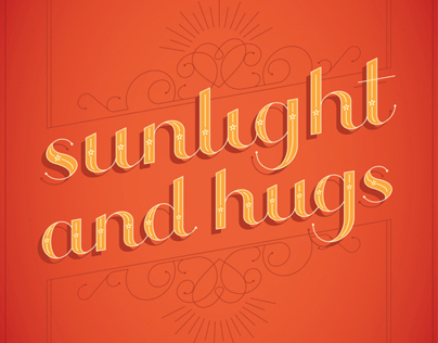 Sunlight and Hugs
