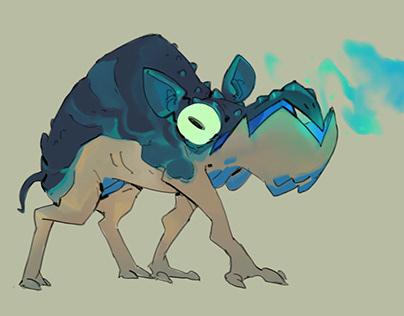 Cauldron - Creatures