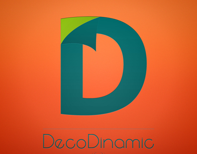 Logo creation and design for DecoDinamic.