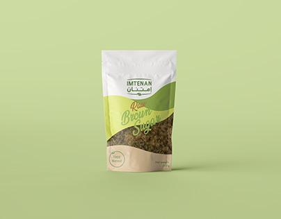 IMTENAN - Brown Sugar Facelift