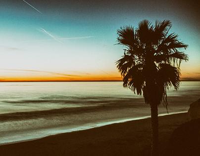 Fletcher Cove Sunset