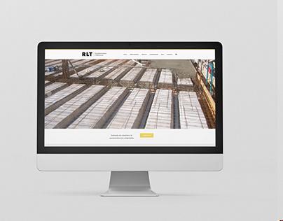Web RLT Construcción
