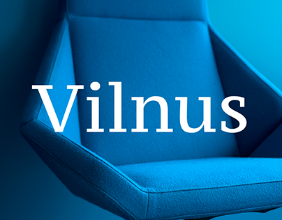 "Logo department store ""Vilnus"""