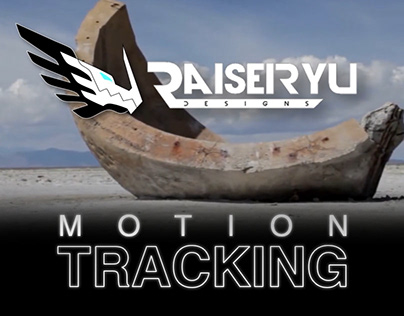 Motion Tracking Test Raiseiryu Designs
