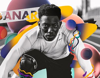 Nike / Ganar te la Pela.