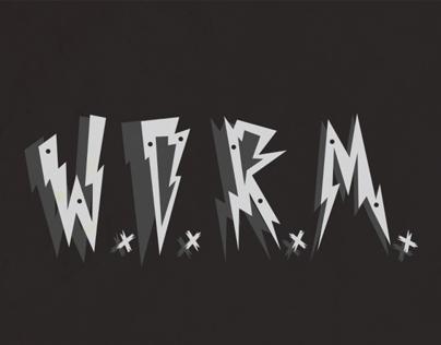 W.O.R.M. Cover Art