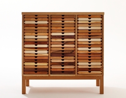 SIXtematic chest of drawers for jewellery &collectibles