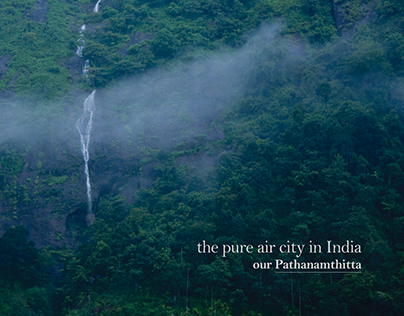The pure air city in India our Pathanamthitta