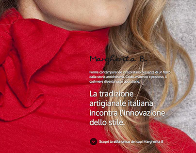 Margherita B. website
