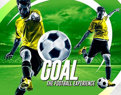 GOAL - The Football Experience
