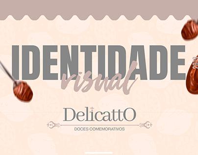 Identidade Visual | Delicatto