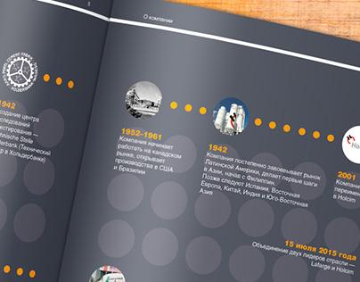 Дизайн-концепт буклета