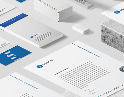 Project-nl Brand Identity & Website