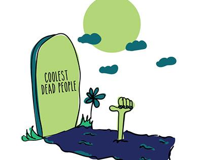 Coolest Dead People
