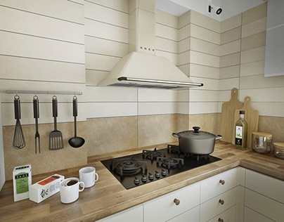CLASSIC KITCHEN PROJECT