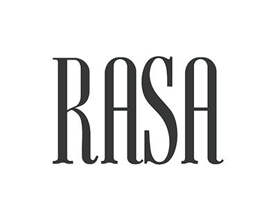 RASA - perfume brand