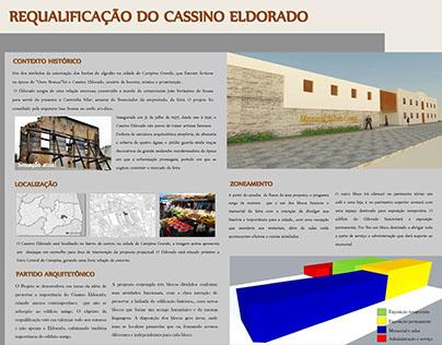 Requalificação | Cassino Eldorado