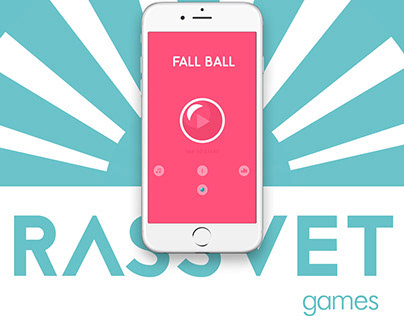 Fallball Game app