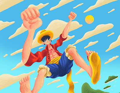 Monkey D Luffy - Bustercall
