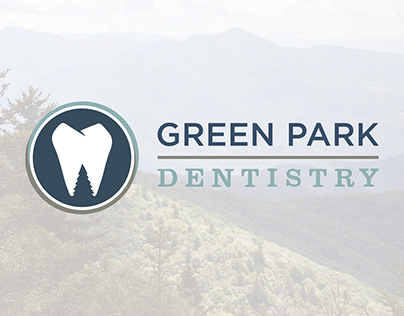 Green Park Dentistry Identity & Print Collateral