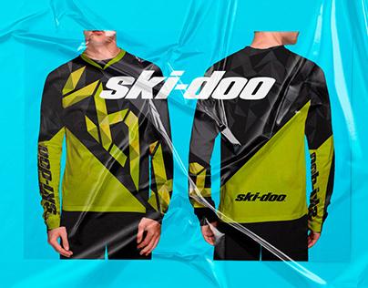 Apparel design / Ski-doo Highmark Jersey 2020