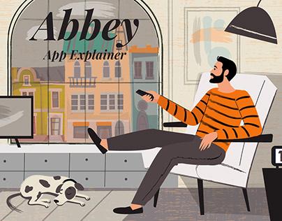 Abbey Food App