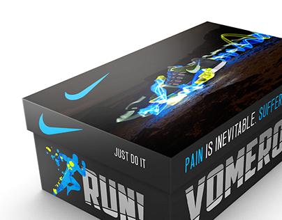 Packaging - Nike Vomero 10