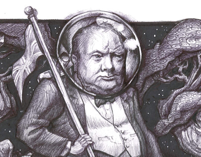 Churchill, Intergalactic Diplomat