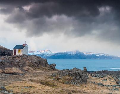 Mjóifjörður - the magic place