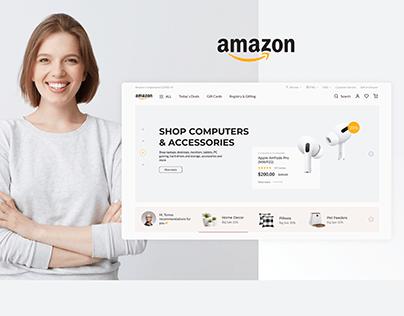 Amazon - Redesign Concept