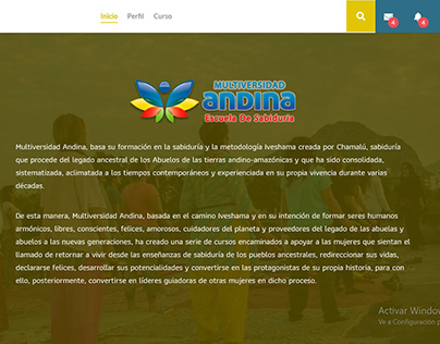 Plataforma Educacional LMS - Cursos Online