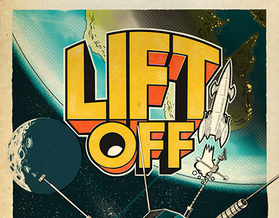 LIFT OFF! (the board game)