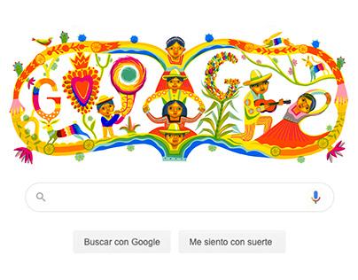 Google Doodle México