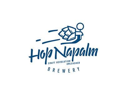 HopNapalm Brewery – Identity