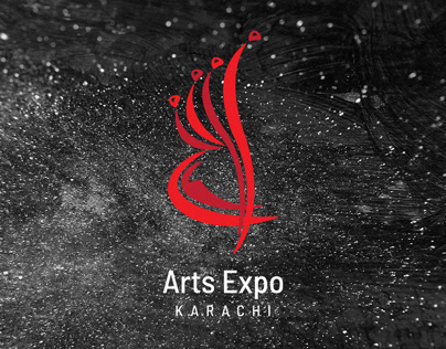 Logo Design - Arts Expo Karachi (Cancelled Event)