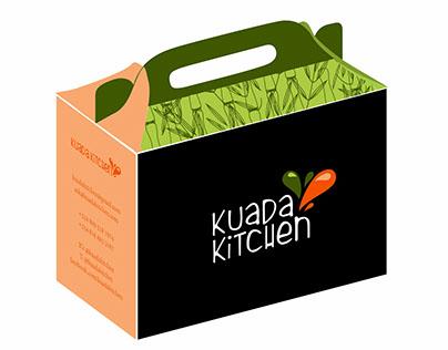 Kuada Kitchen Brand Identity