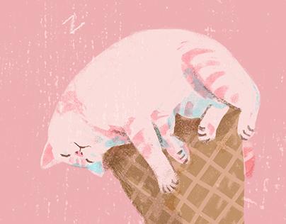 Dog n Cat Ice Cream