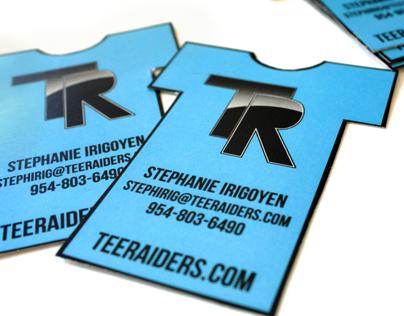 TeeRaiders Cards/Stickers