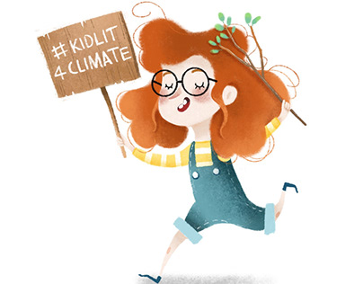 kidlit4climate campaign #fridayforfuture