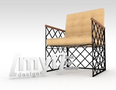 // MYT Design: Lattice chair