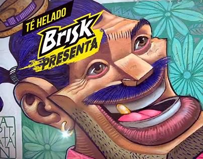 Brisk Art Explosion - Apitatán Mastertips