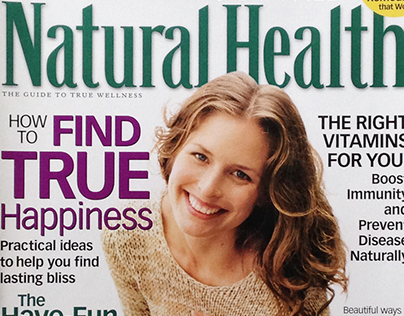 Natural Health | Magazine
