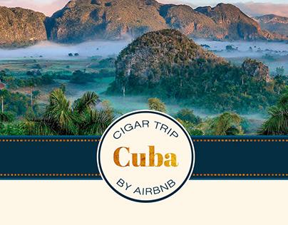Cigar trip in Cuba