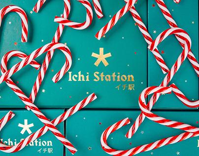 Ichi Station Christmas Packaging