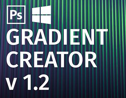 Gradient creator - photoshop plug-in