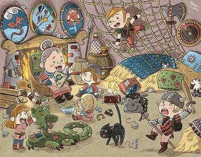 Viking Daycare